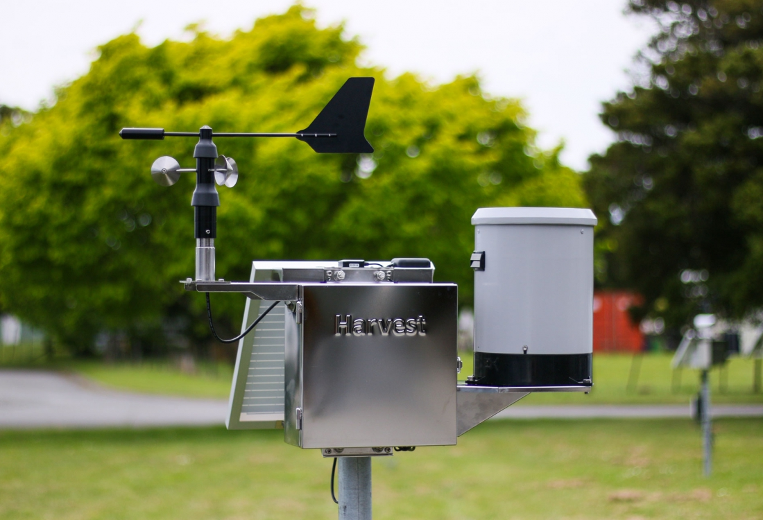 Industrial Automated Weather Stations (AWS)